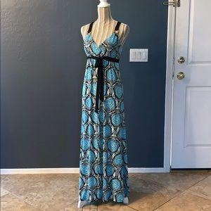 2/$15 INC maxi dress